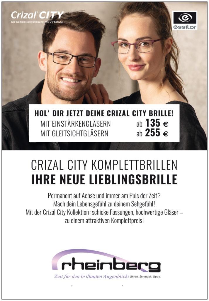 CRIZALCITY bei Rheinberg