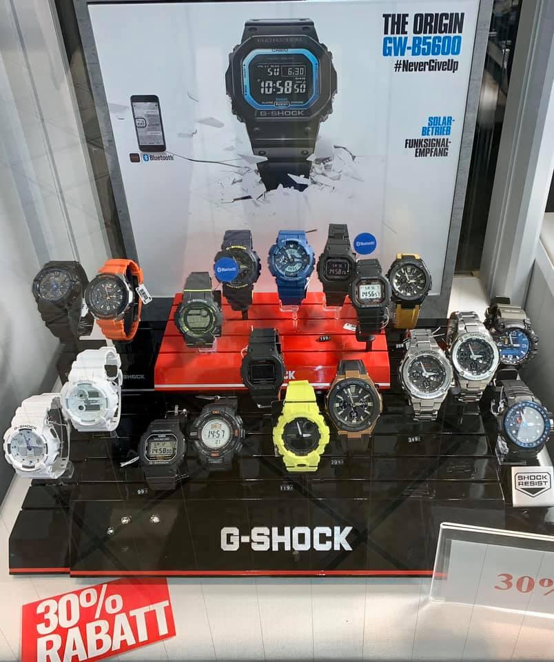 Casio Ausverkauf